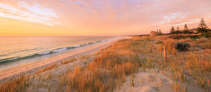 Sunset at Swanbourne Beach Landscape Photography Print