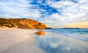 Sunset at Westbeach, Esperance Landscape Photography Print