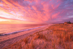 Swanbourne Sunset Landscape Photography Print