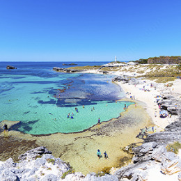 The Basin, Rottnest Island 2