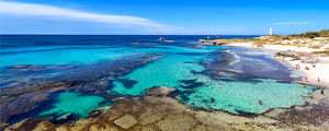 The Basin, Rottnest Island Landscape Photography Print