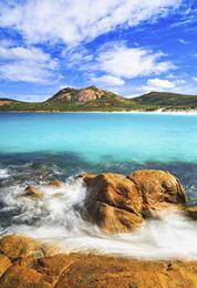 Thistle Cove Landscape Photography Print