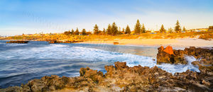 Trigg Beach Landscape Photography Print