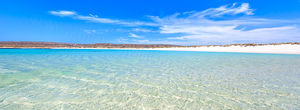 Turquoise Bay Lagoon Landscape Photography Print