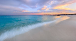 Turquoise Bay Sunrise, Cape Range National Park Landscape Photography Print