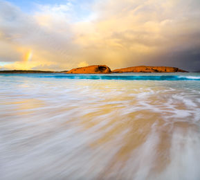 Twilight Cove Beach, Esperance Landscape Photography Print