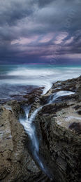 Winter Evening at Burns Beach Landscape Photography Print