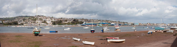 Teignmouth Estuary