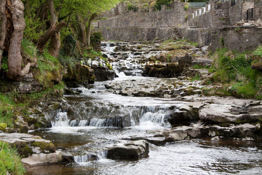 River Ure at Hawes