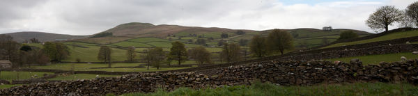 Hills by Hawes