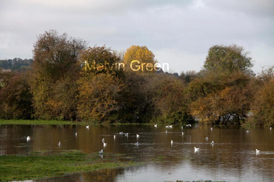 Flooding Burford