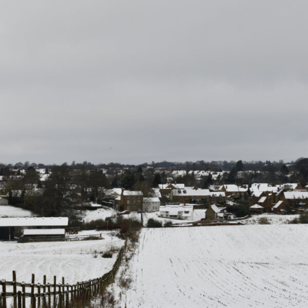 Hook Norton in the Winter