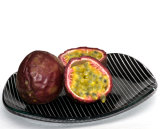 , Passionfruits on plate