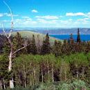 Bear Lake, Utah-Idaho border