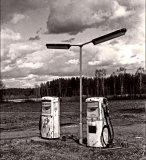 Old Gasoline Pumps