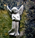 Cemetery angel #2