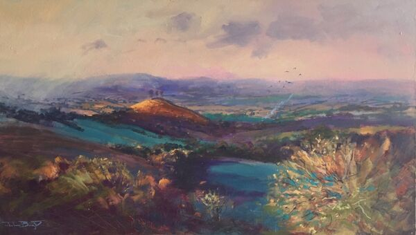 'Autumn, Colmers Hill'