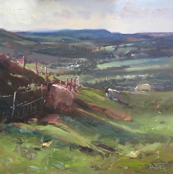 """Across the Marshwood Vale'"