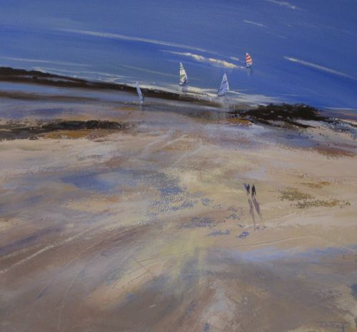 'Wind surfers' (sold)