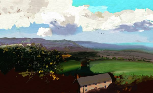 'Imaginary Landscape'