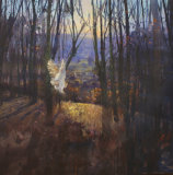 'The Hunt, First Light' (sold)
