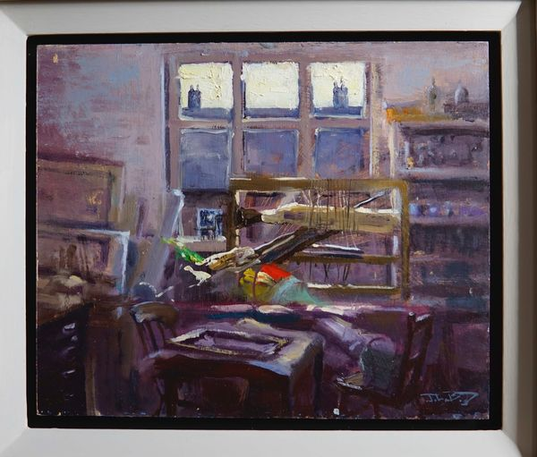 'Old Loom, Studio'