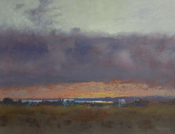 'Last Light, Limekiln Hill'
