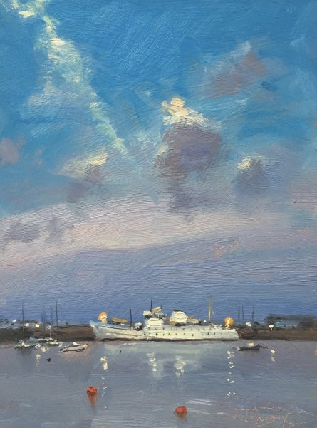 'Scillonian' (sold)