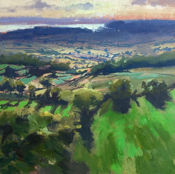 'Long Shadows, Eggardon'