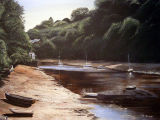 Devon Inlet. Landscapes Collection.