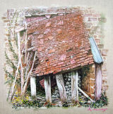 Old Woodshed. Normandy Life