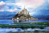 Mont Saint Michel, Normandy Landscapes Collection