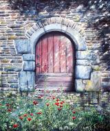 Beauchêne Doorway, Normandy Life