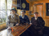 Old Men in a Pub, Other works