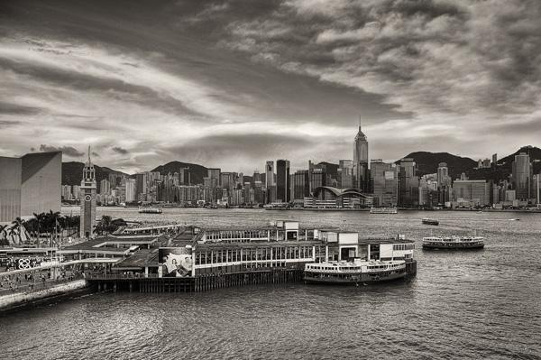 Star Ferry Kowloon