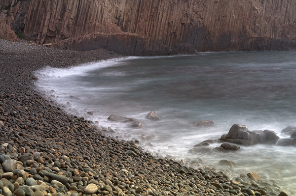 Unnamed cove