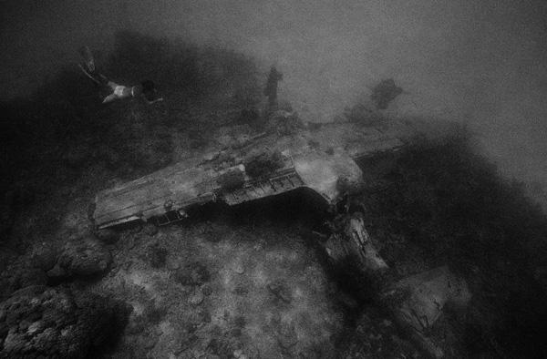 Zero fighter, Truk Lagoon