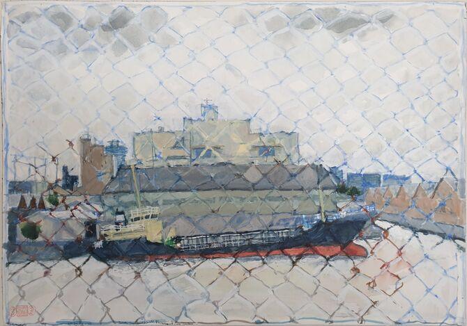 Kanagawa boat