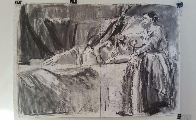 Carravagio Judith Beheading Holofernes