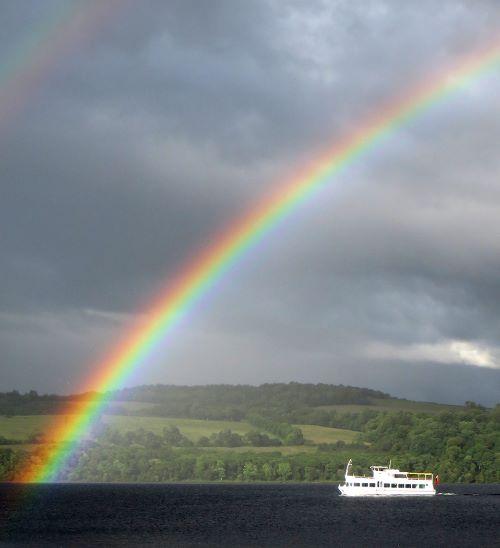 Somewhere over the Rainbow 2