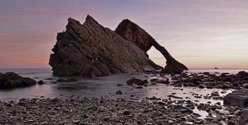 Bow Fiddle Rock Dawn