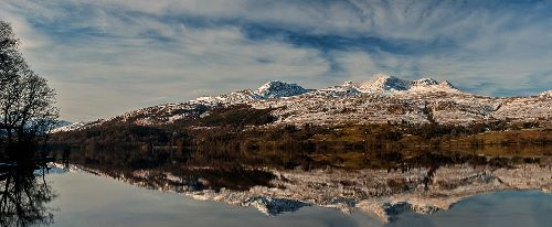 Ben Lawers Reflection