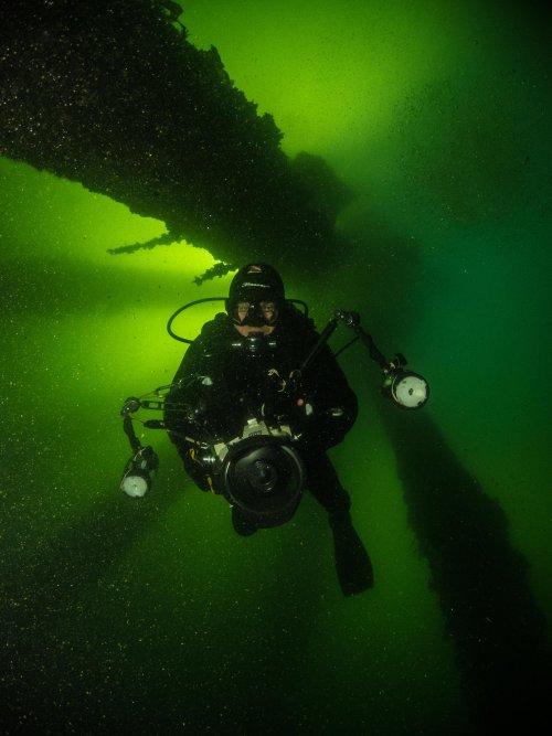 Shetland Shipwreck