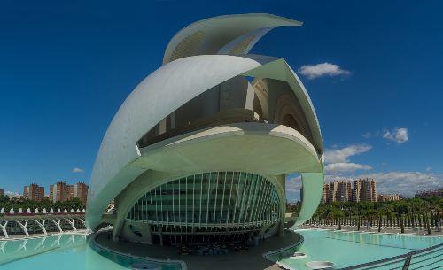 Palace of Arts Valencia