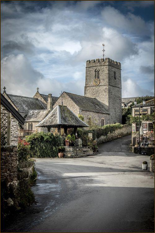 St Mary's, Mortehoe Devon