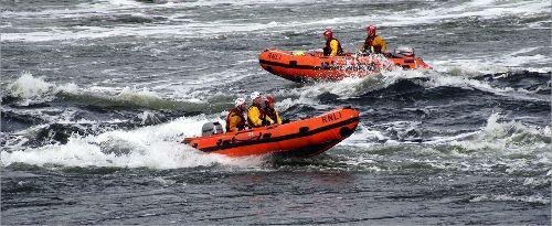 Rescue Practice