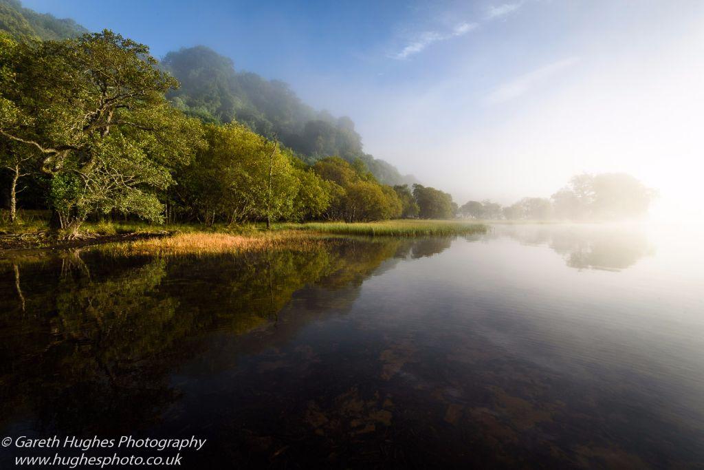 Loch Tay Mist