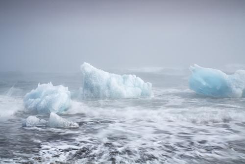 Icefloes at Jokulsarlon No 1