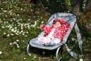 Lovisa sleeping