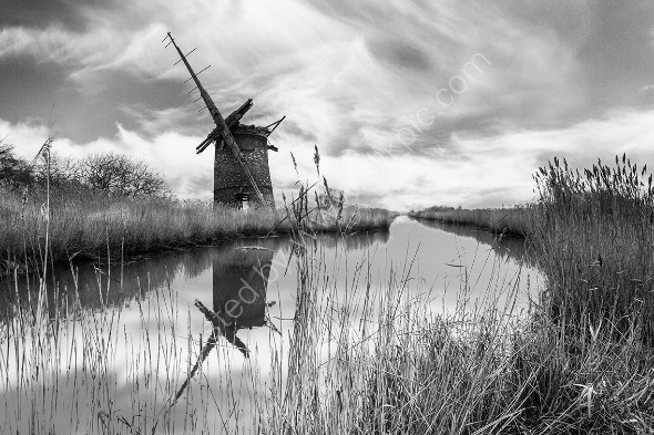 1st#Peter Sorrell#Brograve Drainage Mill
